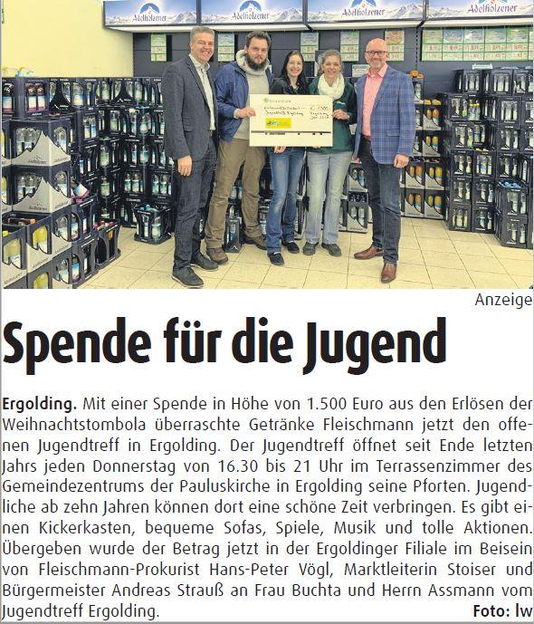 Quelle: Landshuter Wochenblatt